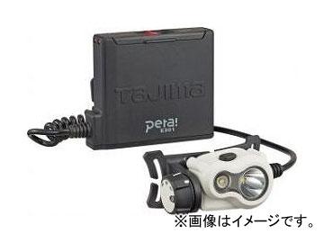 タジマ/TAJIMA ペタヘッドライトE301 ホワイト LE-E301-W JAN:4975364165497