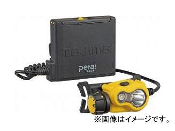タジマ/TAJIMA ペタヘッドライトE301 イエロー LE-E301-Y JAN:4975364165510