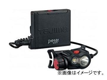 タジマ/TAJIMA ペタヘッドライトE301 ブラック LE-E301-BK JAN:4975364165503