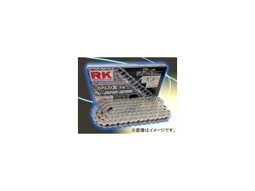 2輪 RK EXCEL シールチェーン GP シルバー GP520X-XW 116L 690デューク