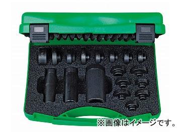 クッコ/KUKKO ベアリング挿入工具(スチール) ミニセット 品番:71-K JAN:4021176403071