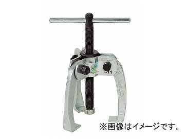 クッコ/KUKKO 3本アームプーラー 70mm 品番:43-12 JAN:4021176015601