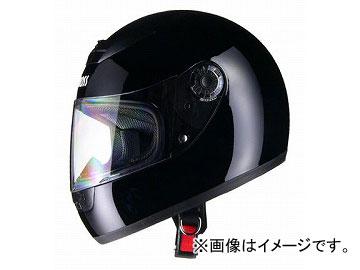 2輪 リード工業 CROSS フルフェイスヘルメット ブラック フリーサイズ(57~60cm未満) CR-715