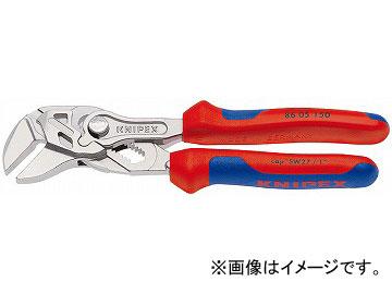クニペックス/KNIPEX プライヤーレンチ 品番:8605-150 JAN:4003773070054