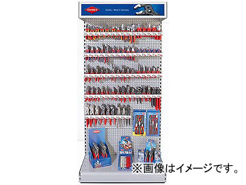 クニペックス/KNIPEX 展示パネル 品番:001930 JAN:4003773024644
