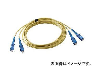 ジェフコム/JEFCOM オプティカルファイバーパッチケーブル LFV-SCSM-3 JAN:4937897515408