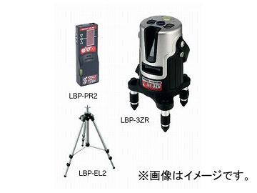 ジェフコム/JEFCOM レーザーポイントライナー(受光器・三脚セット) LBP-3ZR-SET JAN:4937897044830