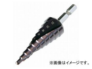 ジェフコム/JEFCOM ブラックチタンステップドリル DSB-422RH JAN:4937897021664