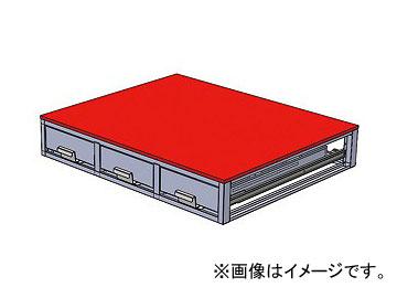ジェフコム/JEFCOM バンキャビネット(3列引き出し) SCT-F02 JAN:4937897075018
