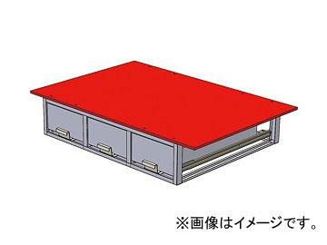 ジェフコム/JEFCOM バンキャビネット(3列引き出し) SCT-F05 JAN:4937897075049