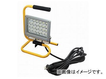 ジェフコム/JEFCOM LED投光器(24Wスタンド型) PDS-0124S JAN:4937897054457