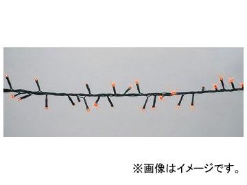 ジェフコム/JEFCOM LEDストリングフォール(高密度)(SJシリーズ) 赤・赤 SJ-H05-02RR JAN:4937897130663