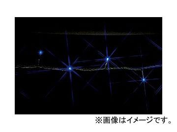 ジェフコム/JEFCOM LEDストリングフォール(SJシリーズ) 青・青 SJ-S05-10BB JAN:4937897116827