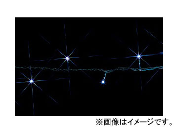 ジェフコム/JEFCOM LEDストリングフォール(SJシリーズ) 白・白 SJ-S05-10WW JAN:4937897116803