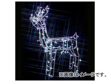 ジェフコム/JEFCOM LEDモチーフ(SJシリーズ) トナカイ(中) SJ-D13-N JAN:4937897114656