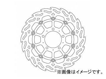 2輪 アクティブ モトマスター フレイムディスク フロント/左 MM112058SB JAN:4538792648460 カワサキ ZRX1200ダエグ 2009年~2012年