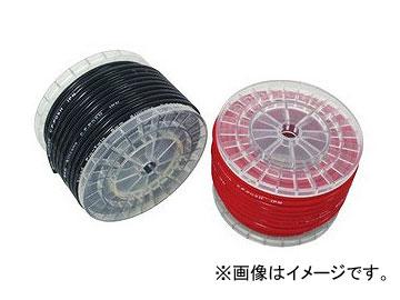 2輪 CF POSH スピードプロツインシリコンプラグコード 20M巻き カラー:レッド,ブラック