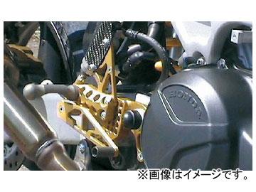 2輪 アクティブ ギルズツーリング バックステップ AS31GT/ゴールド H07G JAN:4538792045344 ホンダ VTR1000F 1997年~2005年