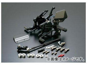 2輪 アクティブ ギルズツーリング バックステップ VCR38GT/ブラック VCR-H02-B JAN:4538792491707 ホンダ CBR600RR 2007年~2008年