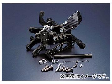 2輪 アクティブ ギルズツーリング バックステップ AS31GT/ブラック Y01B JAN:4538792320847 ヤマハ YZF-R1 1998年~2003年