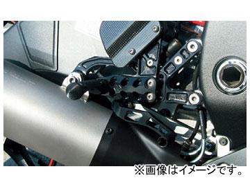 2輪 アクティブ ギルズツーリング バックステップ AS31GT/ブラック Y09B JAN:4538792455679 ヤマハ YZF-R6 2006年~2012年