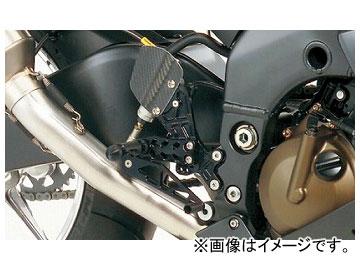 2輪 アクティブ ギルズツーリング バックステップ AS31GT/ブラック K07B JAN:4538792349145 カワサキ ZX-10R 2004年~2005年