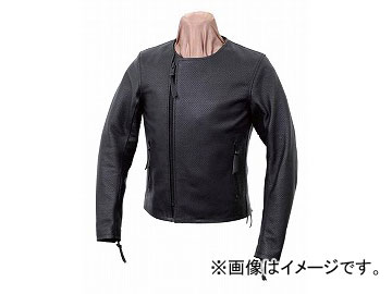 2輪 カドヤ/KADOYA K'S LEATHER パンチングレザー コンフォート No.1160 ブラック サイズ:3L JAN:4573208925834
