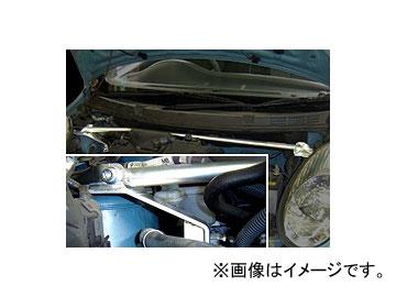 送料無料 オクヤマ ストラットタワーバー 644 永遠の定番モデル 144 0 フロント K12 ニッサン A タイプD アルミ製 B セール商品 マーチ
