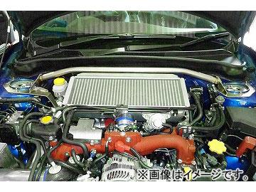 オクヤマ ストラットタワーバー 618 514 0 フロント チタン製 専用 MCS スバル インプレッサ GH8/GRB/GRF/GVB