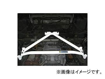 オクヤマ ロワアームバー 681 017 0 フロント スチール製 タイプII トヨタ アリスト JZS161