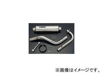 2輪 グロンドマン TRIGGERステンレスマフラー 品番:EXCS-86ST-K110 JAN:4560261215224 カワサキ KSR110