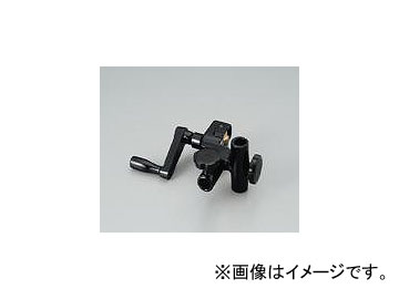 アズワン/AS ONE ハンドル十字クランプ(D型角) 品番:1-315-02 JAN:4562108514156