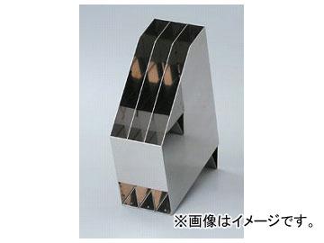アズワン/AS ONE ステンレス製バッグスタンド 3枚用 品番:1-4692-01 JAN:4560111779081