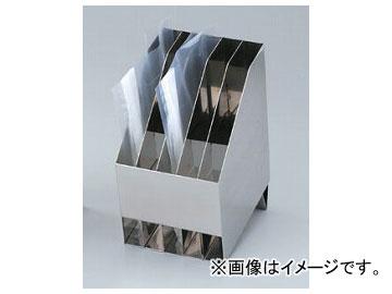 アズワン/AS ONE ステンレス製バッグスタンド 5枚用 品番:1-4692-02 JAN:4560111779098