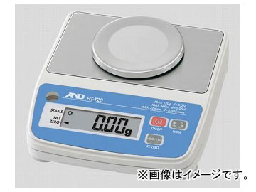 品番:6-8128-13 アズワン/AS HT-120 ONE JAN:4981046602099 電子天秤