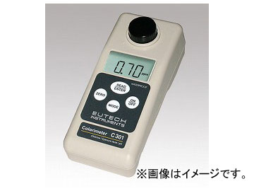 アズワン/AS ONE 残留塩素計(防水型) C301WP 品番:1-7727-02 JAN:4580110245608