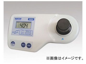 アズワン/AS ONE デジタル残留塩素計 Mi404型 品番:1-2510-01