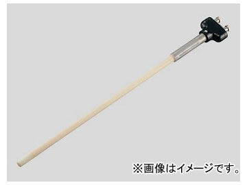アズワン/AS ONE R熱電対(セラミック保護管(JIS PT-0相当)付) φ15-1000 品番:2-9341-03