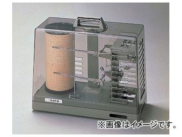 アズワン/AS ONE 温湿度記録計 NSII-Q(クォーツ式) 品番:1-1014-01 JAN:4974425301409