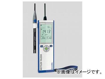 アズワン/AS ONE ポータブル導電率メーター(Seven2Go) 本体(S3スタンダードキット) 30207955 品番:1-8511-31