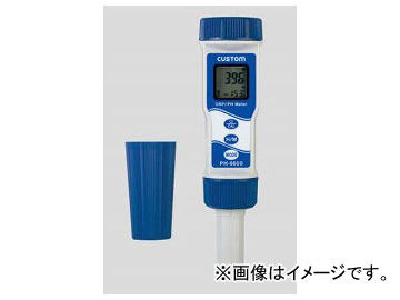 アズワン/AS ONE 防水型 pH/ORP計(本体) PH-6600 品番:2-6891-01 JAN:4983621705225