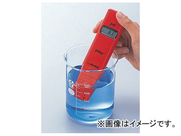 アズワン/AS ONE pH電子メーター(ペップ) 品番:1-487-01