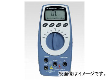 アズワン/AS ONE デジタルマルチメーター 2407A 品番:1-8408-01