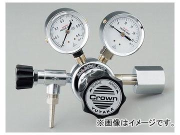 送料無料 アズワン 激安通販ショッピング AS ONE 訳ありセール 格安 精密圧力調整器 ボンベ取り付け型出口バルブ付き1段式 GF1-2506-RN-V 品番:1-6666-12