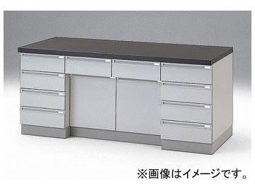 送料無料 爆買いセール アズワン 高品質新品 AS ONE サイド実験台 木製タイプ 品番:3-5830-01 JAN:4571110681565 SQA-1800