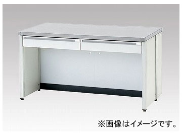 アズワン/AS ONE サイド実験台(ホワイトタイプ) HTO-1500W 品番:2-3558-03 JAN:4562108521086