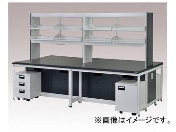 アズワン/AS ONE 中央実験台(スチールタイプ) AA-3015K-RAC 品番:3-2033-03 JAN:4571110696880