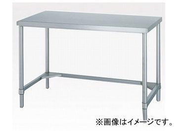 店舗良い ONE ATN-15075 アズワン/AS ステンレス作業台(三方枠) 品番:1-7837-08:オートパーツエージェンシー-DIY・工具