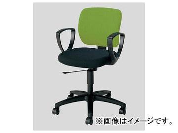 アズワン/AS ONE チェア(イーザ) リーフグリーン CR-G183F6CGEQ3-W 品番:2-9919-02