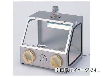 アズワン/AS ONE パソリナグローブボックス AS-600SE(排気ダクト付き) 品番:3-4041-02 JAN:4560111772655